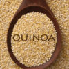 Carob quinoa treat recipe